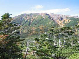 6月の山 御嶽山(長野県・岐阜県)