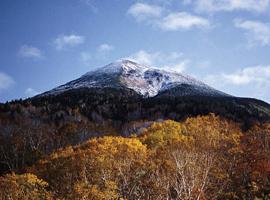 10月の山 八甲田山(青森県)